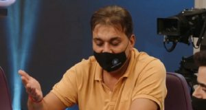Halil Baybars enlouqueceu Dowgh Santos na live