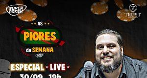 """Vitão estará uma última vez nas telas do SuperPoker com """"Piorão"""" ao vivo"""
