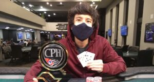 Edgar Ishida garantiu a tampa no H2 Club