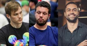 Alisson Piekazewicz, Luis Constantino e Tauan Naves estão entre os premiados