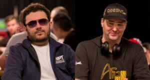 Anthony Zinno e Phil Hellmuth se destacaram até o momento na WSOP 2021