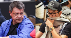 Paulo Milani e Gabriel Haeffner estão com a vaga garantida no BSOP Millions