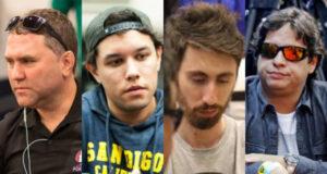 André Luchi, Marcelo Betto, Carlos Henrique e Cristiano Franco estão entre os classificados