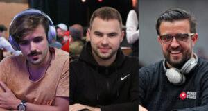 Yuri, Renan e Akkari estão no Dia 2 do HORSE na WSOP