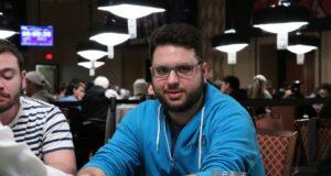 Luiz Feres voltou a forrar alto nas mesas do Natural8