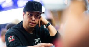 Felipe Mojave é mais um craque a produzir vlogs na WSOP