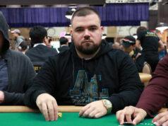 Pedro Padilha conquistou o principal resultado na WSOP