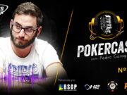 Pedro Garagnani está no programa 189 do Pokercast