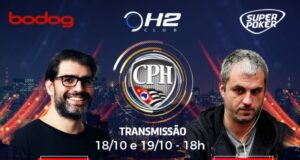 Guilherme Kalil e JP Braga mostrarão o Main Event do CPH com cartas reveladas