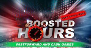 Boosted Hours entrega ainda mais cashback a partir desta segunda (18) no partypoker