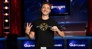 Chance Kornuth alcançou o topo do pódio na WSOP pela terceira vez