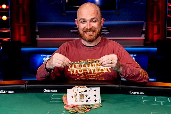 Dylan Linde finalmente conquistou seu bracelete da WSOP