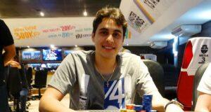 Guilherme Carmo (foto) e Paulo Brombim estiveram no top 3 do Bounty MILLION$