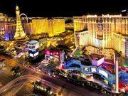 Las Vegas (Nevada) teve mais um mês de peso nos cassinos