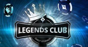 Nova ação do partypoker, Legends Club premiará quem for às mesas dos MTTs
