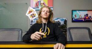 Landon Tice afirmou estar sem vontade de jogar poker