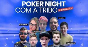Poker Night com a Tribo vai quebrar a Twitch nesta segunda