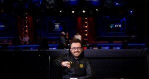 Anthony Zinno levou o tetra na WSOP e é destaque nesta edição